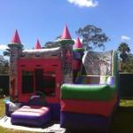 princess-jumping-castle