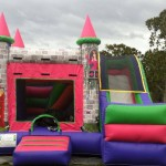 princess-jumping-castle-front